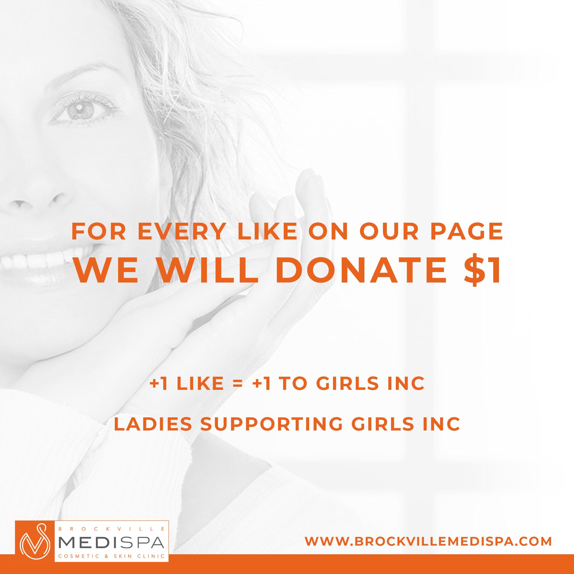 Proud Sponsor of Girls Inc